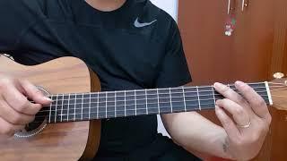 [Tiến Nguyễn] Hướng dẫn guitar Đưa Cơm Cho Mẹ Đi Cày (Hòa âm chuẩn)