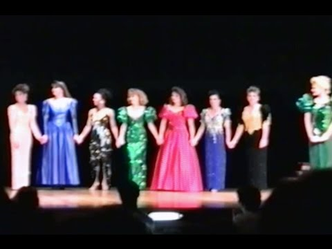 Miss Carroll County Pageant 1992
