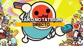 DIRECTO: Taiko no tatsujin: Drum 'n' Fun CON TAMBOR