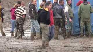 Mud Walk - Future Olympic Discipline? (Somogybabod 2015 Saturday)