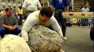 strong man austria 1995 karl saliger 18min. dsf TV powerlifting gewichtheben weight lifting