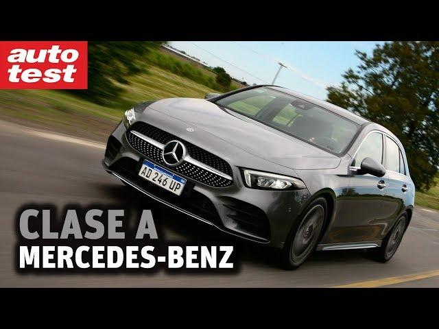 Prueba: Mercedes Benz Clase A