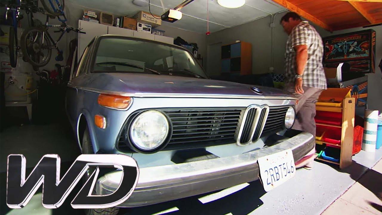 bmw 2002tii 1974 wheeler dealers [ 1280 x 720 Pixel ]
