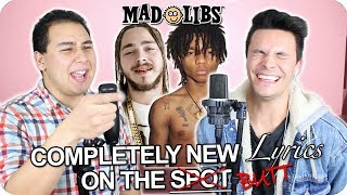 "Post Malone & Swae Lee - ""Sunflower"" MadLibs Cover (LIVE ONE-TAKE)"
