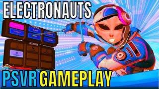 Electronauts | PSVR | Gameplay!!!! - Seraphim Mix Tape: Vol 01