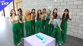 이달의 소녀(LOONA), 제이비제이95(JBJ95) 페이스티켓 [비하인드 더 쇼 201103]