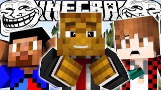 Minecraft FUNNIEST DEATH (TRAP Prank)