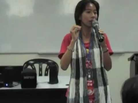 Early childhood education in Malaysia: student testimonial by Ms. Ng Dai Ling