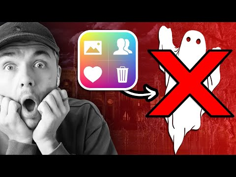 How do you get rid of ghost followers on instagram