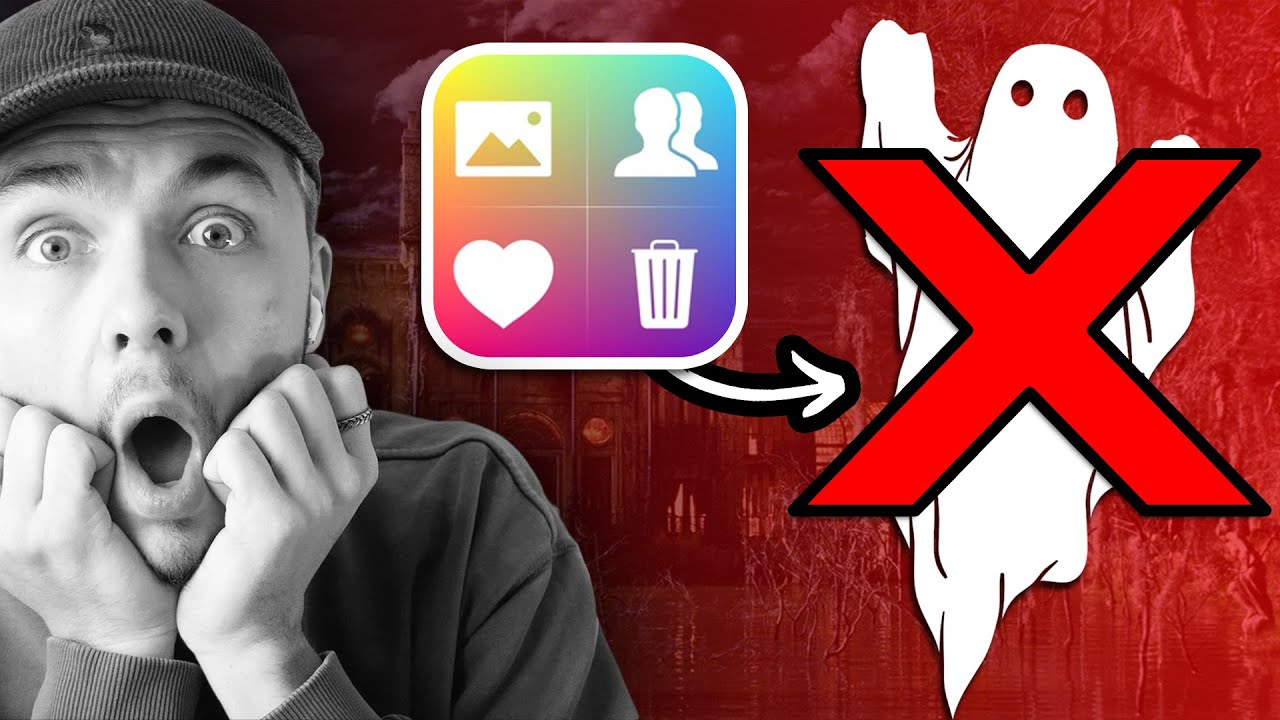 Cleaner App for Instagram - How to Remove Ghost/Inactive Followers