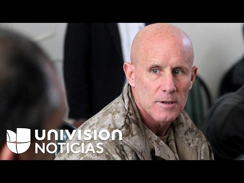 Vicealmirante Robert Harward rechazó la nominación de Trump para el cargo de asesor de seguridad
