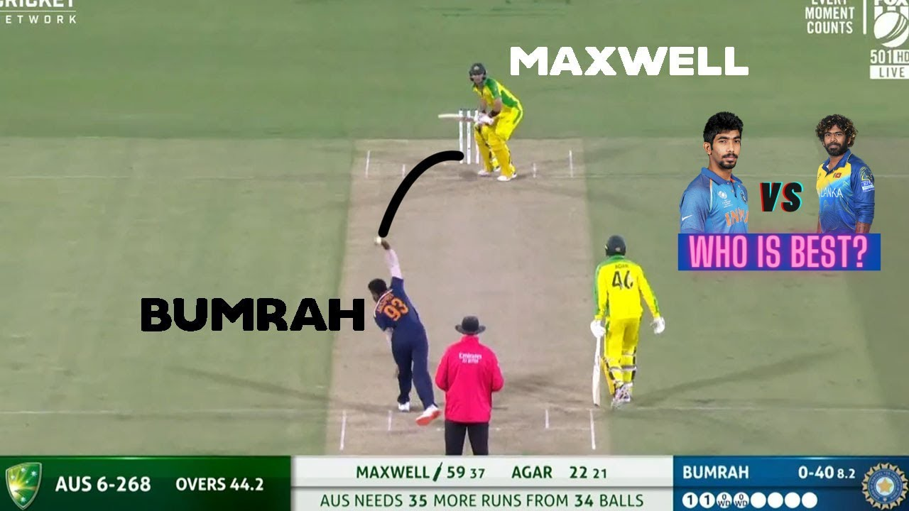 Download Top 8 Yorkers by Bumrah And Malinga || Unplayable Yorkers