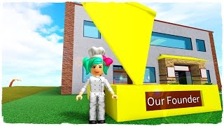 🤘 MY FACTORY OF PIZZAS IN ROBLOX!