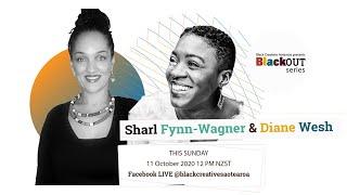 Blackout Series Interviews Sharl Fynn Wagner