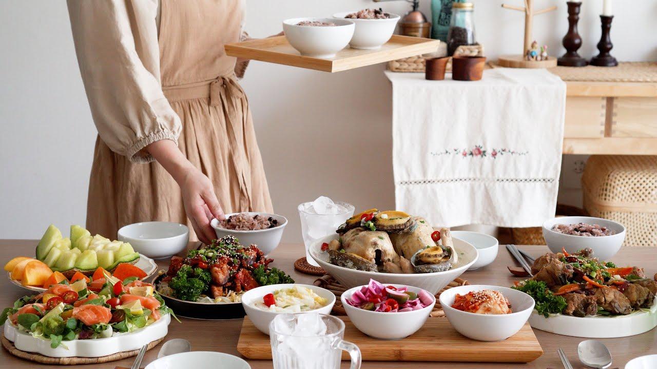맛있는 집밥을 위한 살림템 추천 / 건강한 잡곡밥을 맛있게 만드는 주방용품 추천 / 쿠첸 121 밥솥 살림템 (SUB)