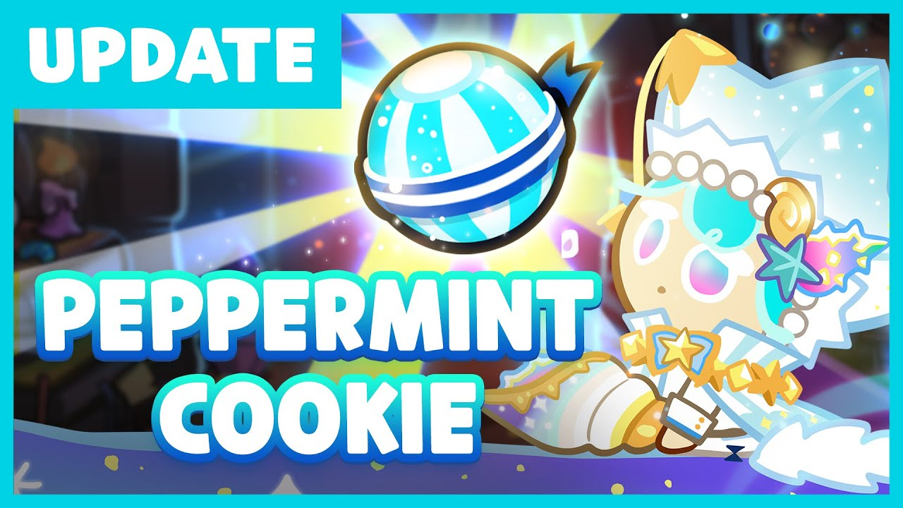 Peppermint Cookie Gets a Magic Candy!