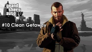 Grand Theft Auto IV Mission #10 - Clean Getaway - 10 Years Later