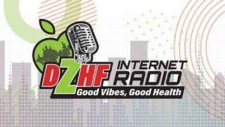 "🎙 [DZHF] 24 July 2021 | HF Internet Radio ""Good Vibes, Good Health"""