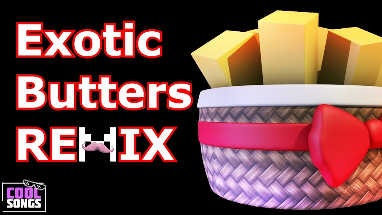 Exotic Butters Remix (Link to Buy in desc)