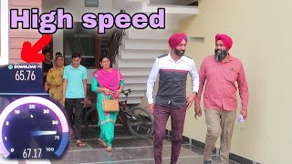 ਕਮਾਲ ਹੋਗੀ GOOD NEWS ... ? HUN KHOLA GA OFFICE || ​High Speed Internet BSNL FIBER