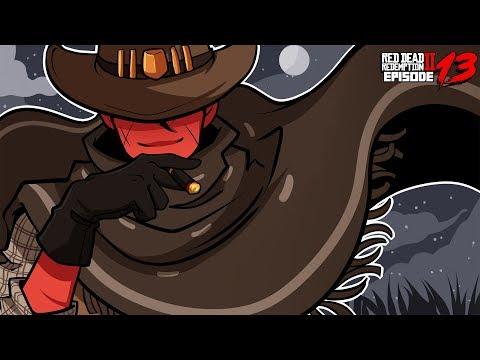 FIGHTING 100 LAWMEN AT ONE TIME!   Red Dead Redemption 2 Walkthrough (Episode 13)