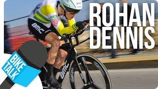 Bike Talk - Rohan Dennis' BMC Timemachine | SHIMANO