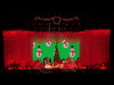 Mariah Carey o2Arena London All I Want For Christmas Is You Tour