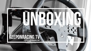 Unboxing - Fanatec CSL Elite Series - FIRST LOOK!