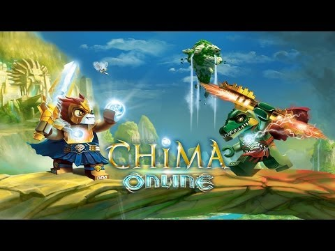 LEGO® Legends of CHIMA™ Online - Universal - HD Gameplay Trailer