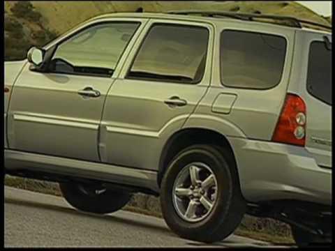 Mazda Tribute 2005 Youtube