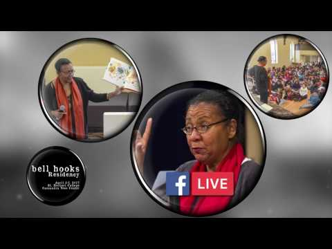 """""""Education Liberates"""" featuring bell hooks and Bettina Love"""