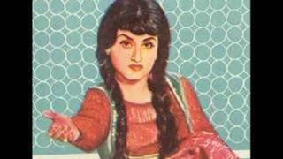 Noor Jahan - (Ghazal) - (Film - Ghalib) - Muddat Hui Hai