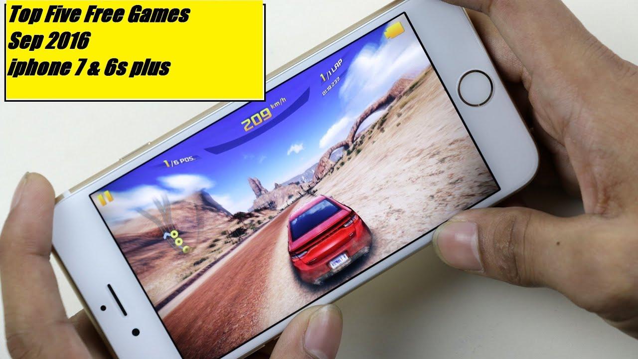 Top 5 Best iPhone 6 Games | Heavy.com
