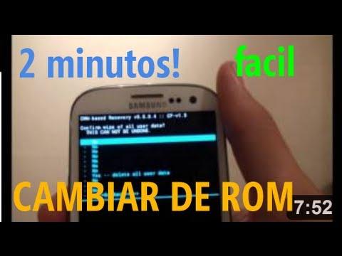 COMO cambiar ROM facilmente // Pro Android