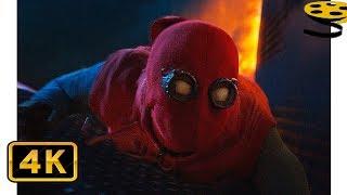 Человек Паук против Стервятника (Часть 2) | Человек-паук: Возвращение домой (2017) HD