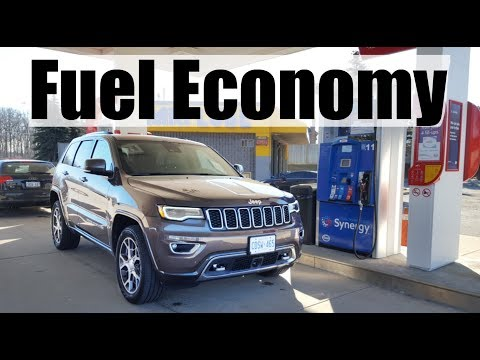 2019 jeep grand cherokee fuel economy mpg review fill up costs youtube 2019 jeep grand cherokee fuel economy