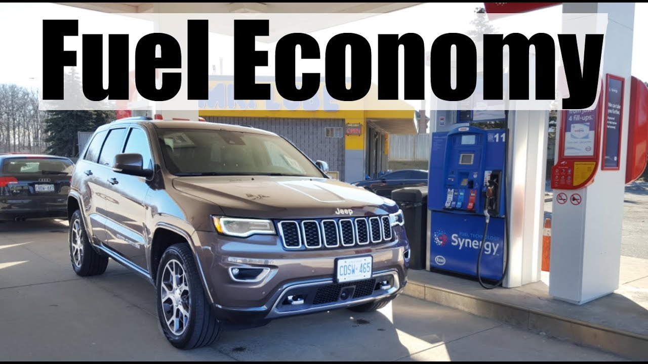 2019 Jeep Grand Cherokee Fuel Economy Mpg Review Fill Up Costs