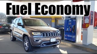 2019 Jeep Grand Cherokee - Fuel Economy MPG Review + Fill Up Costs