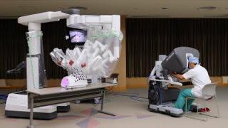 医療ロボット最新型『 ダビンチXi 』手術支援ロボット