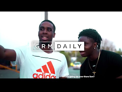 Wavy Gang - Bend It [Music Video] | GRM Daily