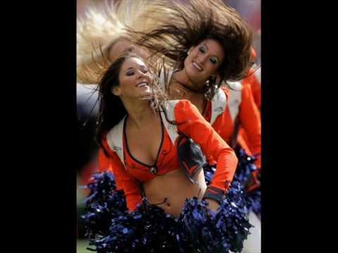 Denver Broncos Cheerleaders Tribute