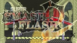 Super Smash Flash 2 V0.9b - Castle Siege