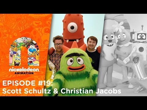 Episode 19: Scott Schultz & Christian Jacobs   Nick Animation Podcast