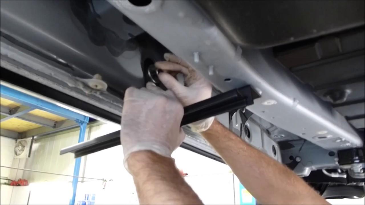 Ford Escort Clutch Quadrant Pawl Replacement GTI MK5, MK6 MK7