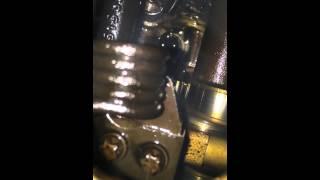Двигатель N52 изнутри, после масла Liqui Moly MOLYGEN 10W40