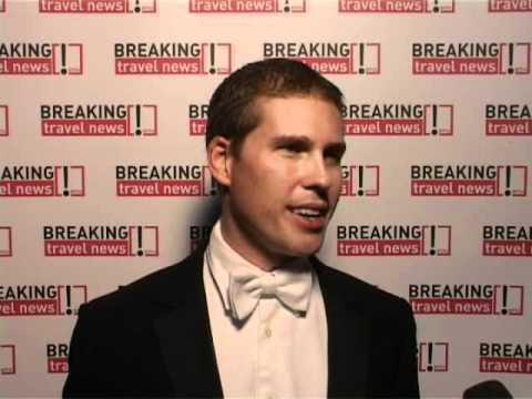 Adam Stewart, CEO, Island Routes @ WTA Grand Final 2010