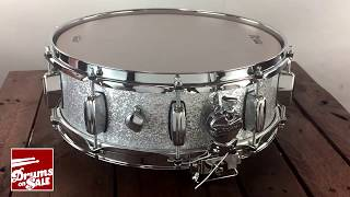 """New Rogers USA Dynasonic 14"""" x 5"""" Snare Drum"""