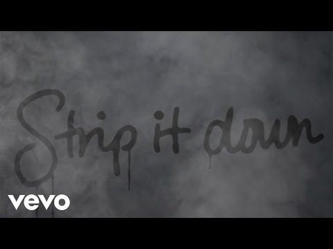 Luke Bryan – Strip It Down (Lyric Video)