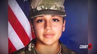 Missing Ft. Hood Soldier Murdered with Hammer then Dismembered | Court TV