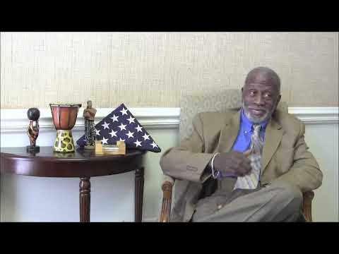 Charles A. Black's interview for the Veterans History Project at Atlanta History Center